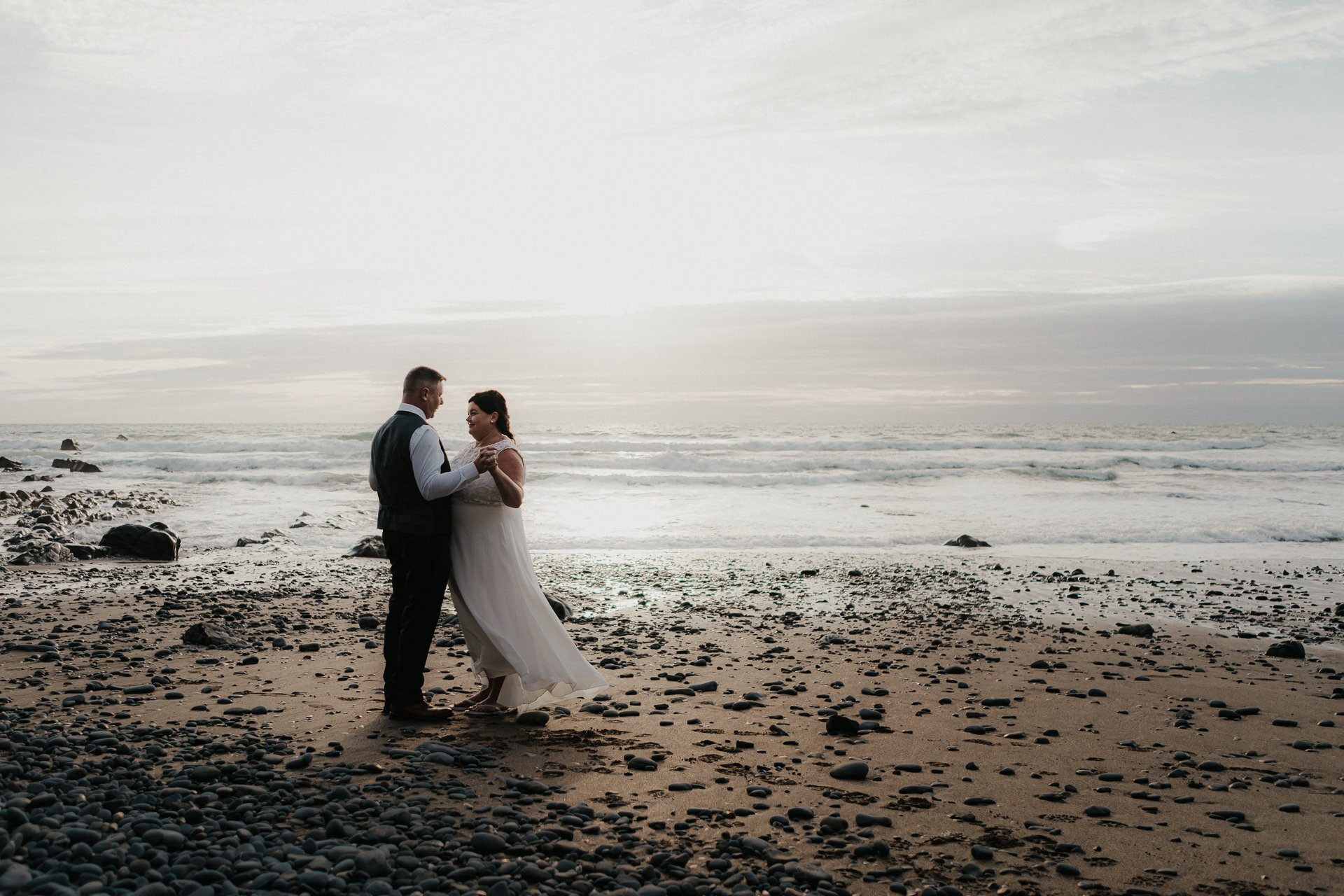 LOUISE MAY PHOTOGRAPHY WELCOME MOUTH NORTH DEVON WEDDING