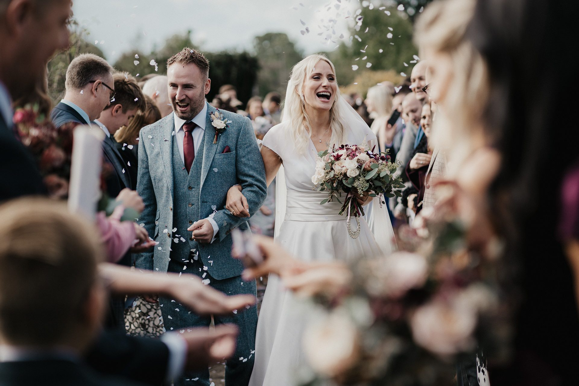 LOUISE MAY PHOTOGRAPHY PENNARD HOUSE WEDDING
